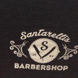 CLINTONVILLE- Santarelli's Barbershop, 2836 N High St, Columbus, 43202