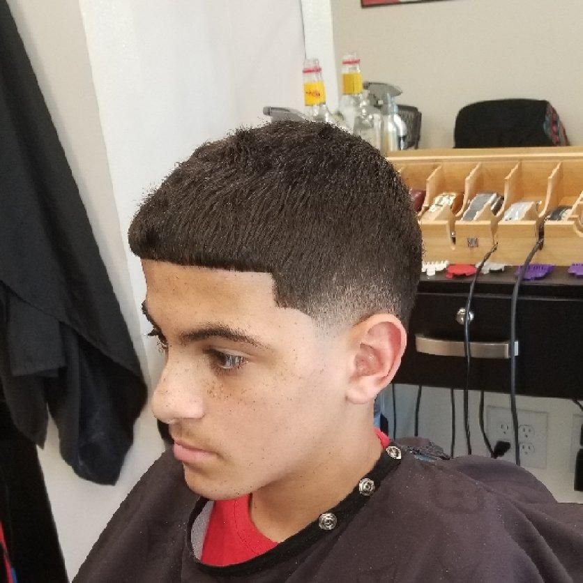 Barbershop - Papito @ Finest Barber Shop