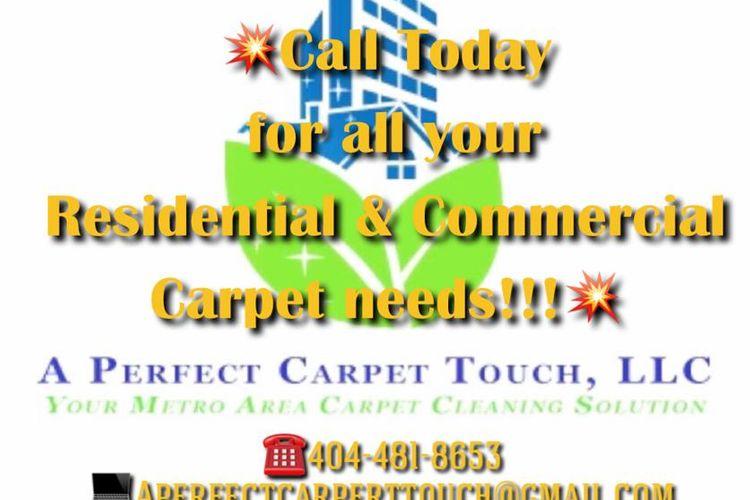A Perfect Carpet Touch LLC