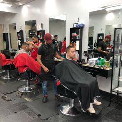 Classic Barber Shop, Washington St, 379, Brighton, 02135