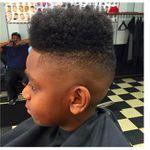 Sid at Chicago Street Barbershop