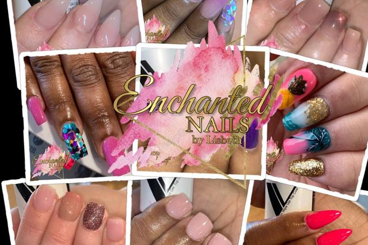 Enchanted Nails by Lisbeth