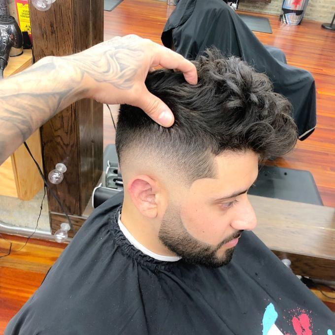 Barbershop - The Groom Room Hair Studio