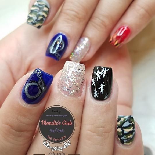Nail Salon - BLONDIE'S GIRLS NAILS