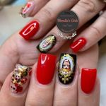 BLONDIE'S GIRLS NAILS - inspiration