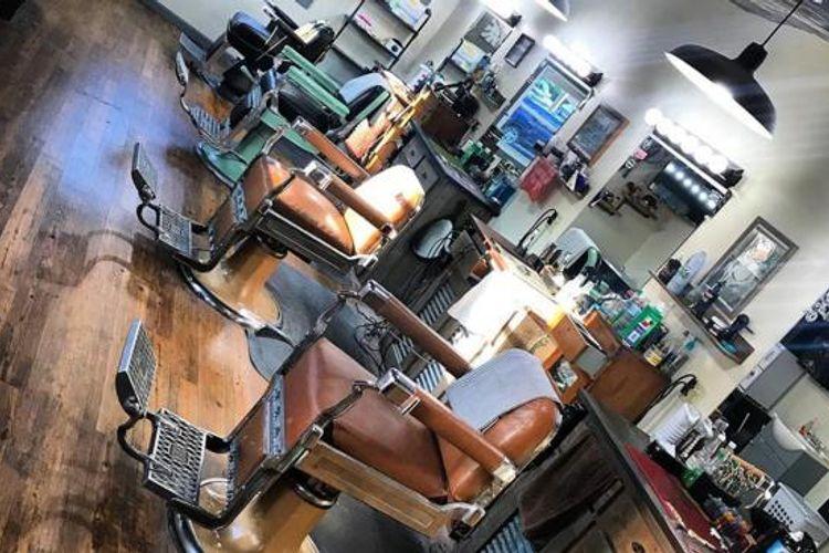 Mansion Park Barber Shop