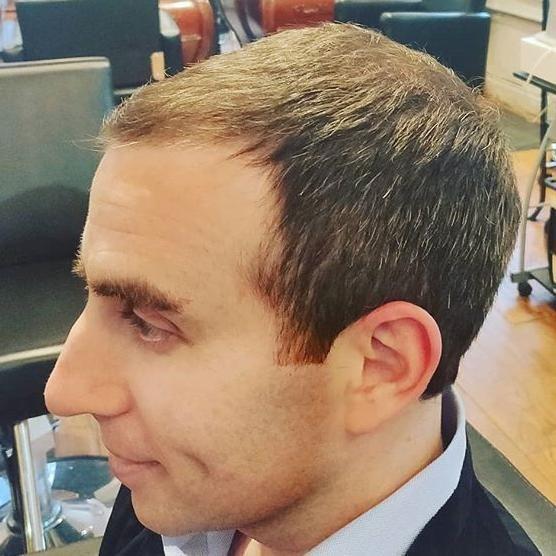 Barbershop, Hair Salon - Amory Alexandra Hair For Men