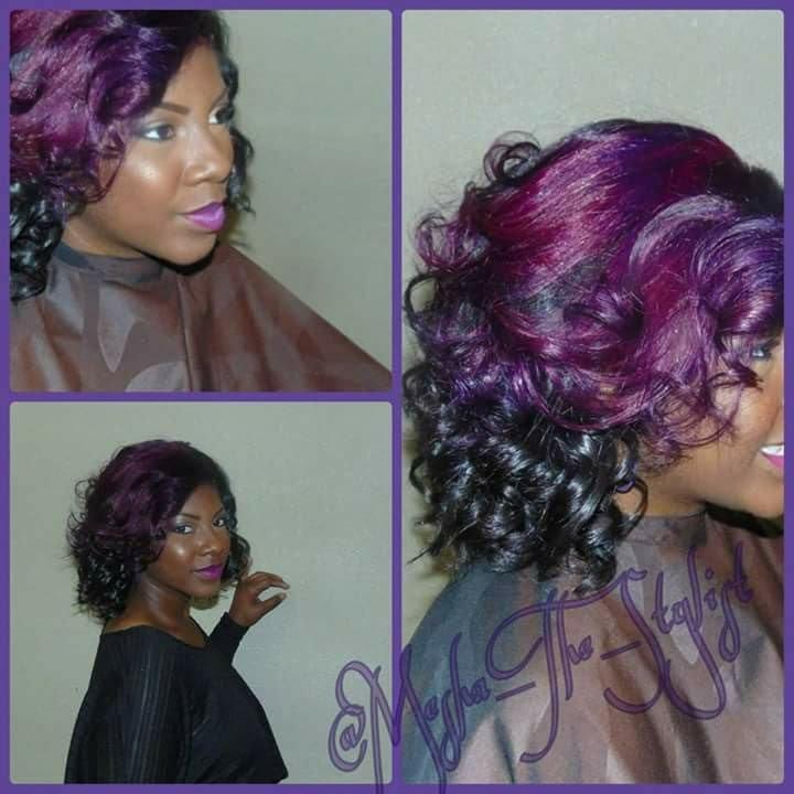 Hair Salon - Mesha The Stylist