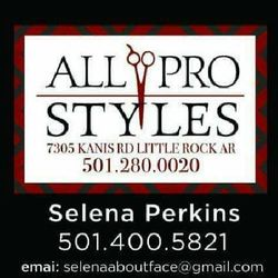 Selena AboutFace ~ Cosmetologist/Barber/MUA, Salon Ja'Brieon: 8211 Geyer Springs Road, Little Rock, 72209
