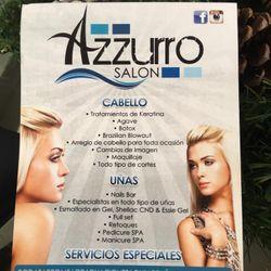 Azzurro Salon Spa, Ave.degetau #40 calle Aibonito, Boneville hights Caguas, 00725