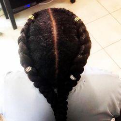 Zeyna African Hair Braiding, 2311 Hull court, Tampa, 33612