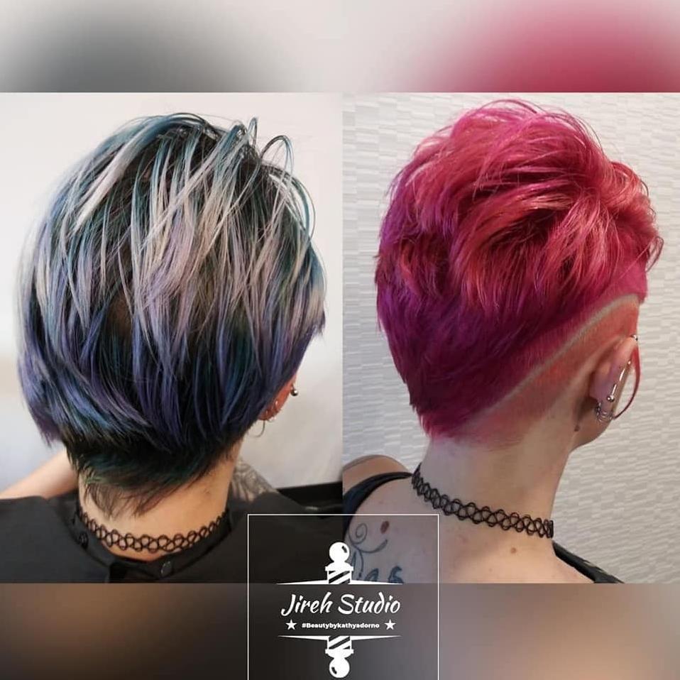 Hair Salon - Jireh Studio