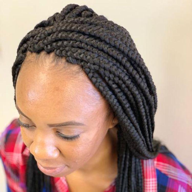 Individual braids