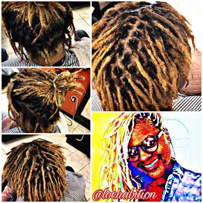 Barbershop, Hair Salon, Beauty Salon - Lochabition