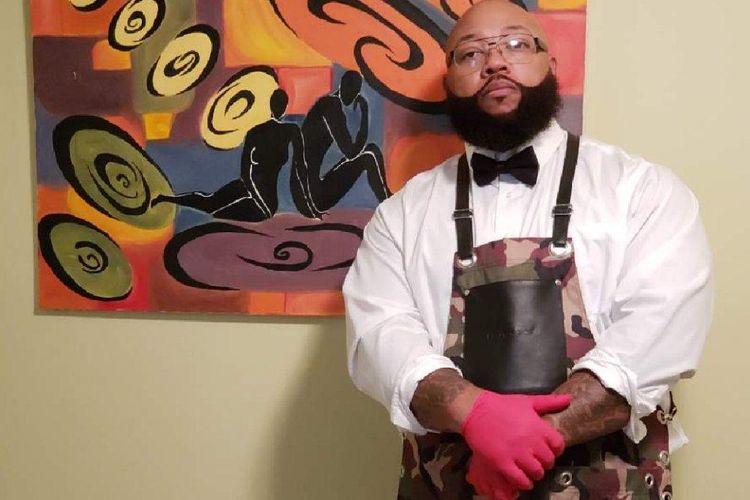 Mel The Barber @ Revolutionary Cutz
