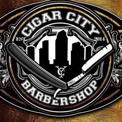 Annie @ Cigar City Barbershop, 1501 E 9th Ave, Ybor City, 33605