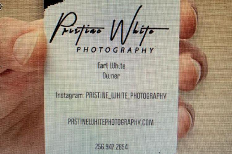 Pristine White Photography