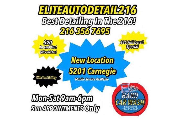 Elite Auto Detailing >> Elite Auto Detail 216 Cleveland Oh Pricing Reviews Book