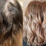 Raging Hair