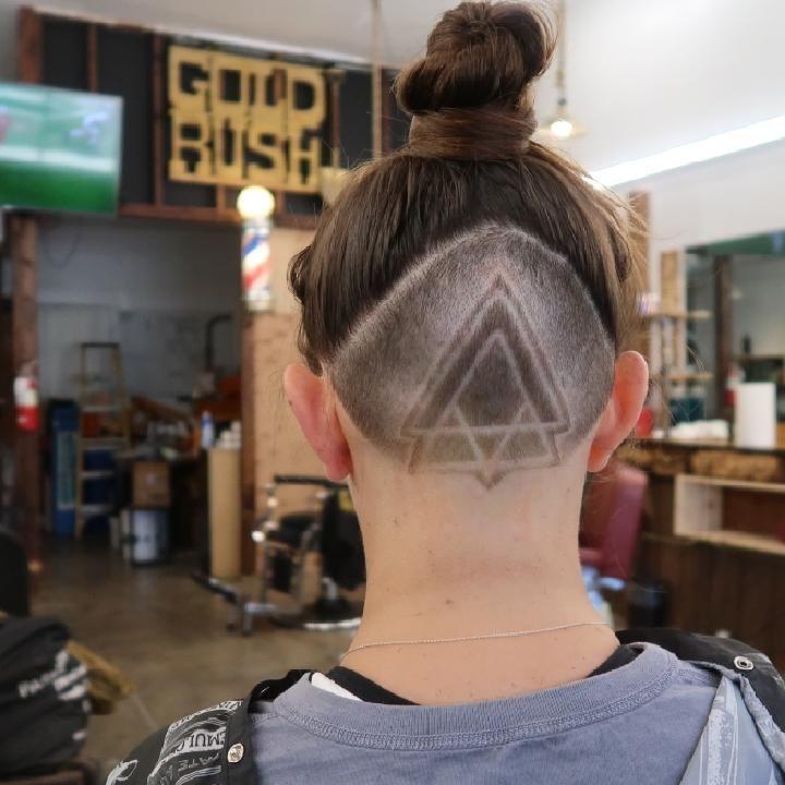 Hair Salon - Gold Rush Barbershop