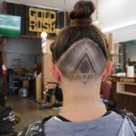 Gold Rush Barbershop - inspiration