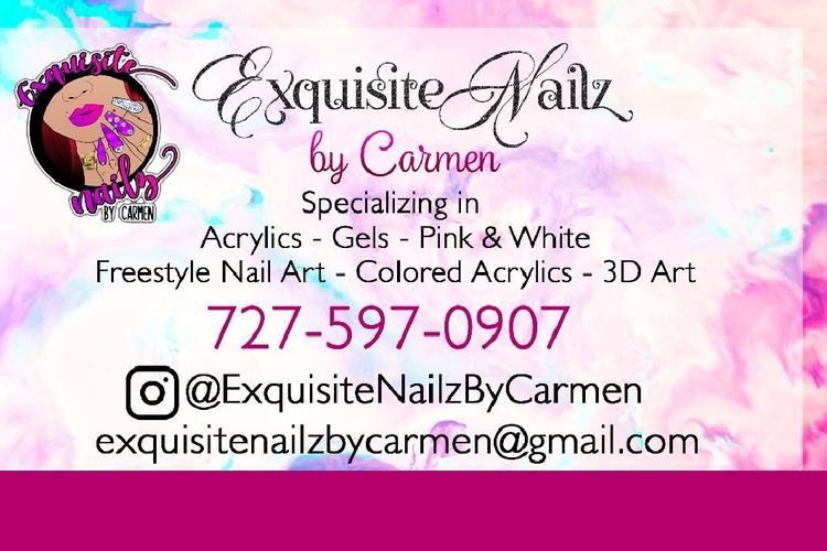 Exquisite Nailz By Carmen