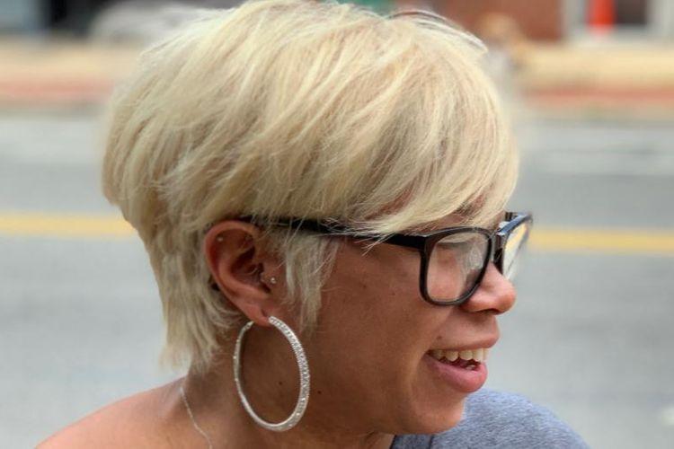 Andrea's Hair