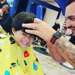 Dayoneil Rodriguez at All Pros Barbershop