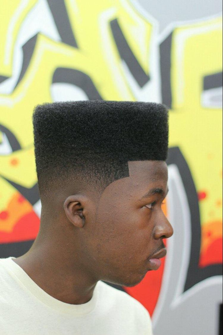 💈✂Flat top✂💈instagram: @l0u_da_barber 💈 Facebook: lou da barber 💈
