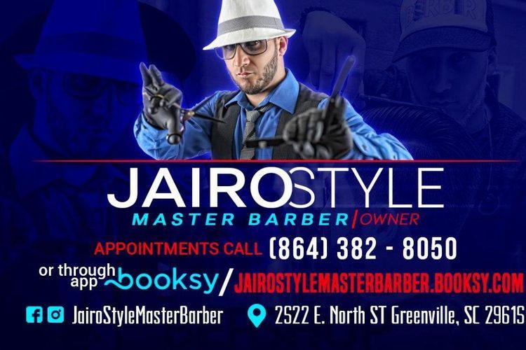 JairoStyle MasterBarber Eelegance Barber Shop