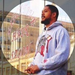 Clyde The Barber, 1411 Webster St., Magic2u Barbershop & Supplies, Oakland, Ca, 94612