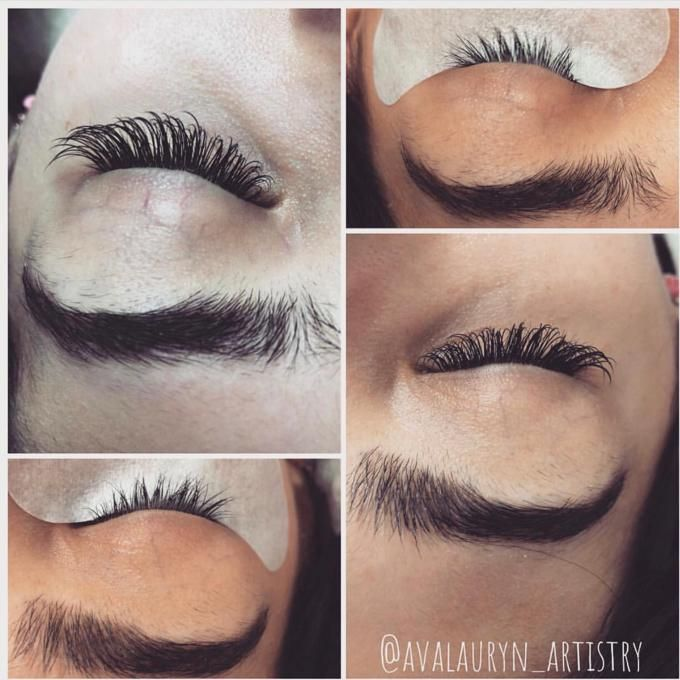 Eyebrows & Lashes - femme. beauty boutique