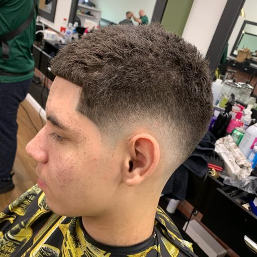 Barbershop, Hair Salon, Beauty Salon - Mr. Precise