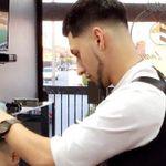 Pristine Barber Lounge- Francisco Celaya