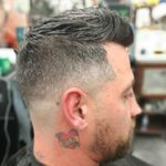 Handsome Harry's Barbershop - inspiration