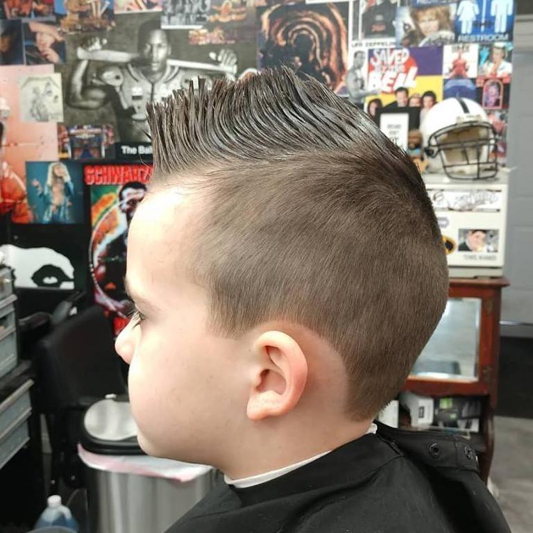 Barbershop - Handsome Harry's Barbershop