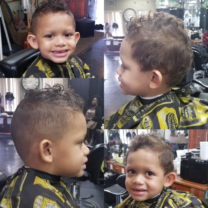 Barbershop - Rah The Barber