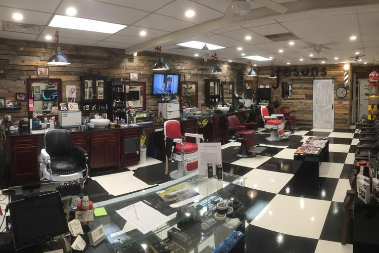 Jack and Sons Barber Shop Roswell