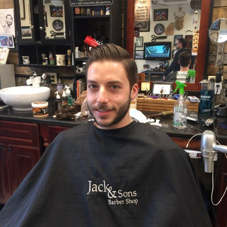 Barbershop - Jack and Sons Barber Shop Roswell
