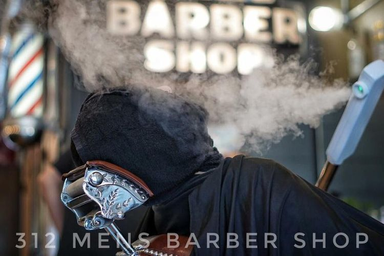 312 Mens Barbershop