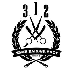 312 Mens Barbershop, 6809 Pershing rd, Stickney, 60402