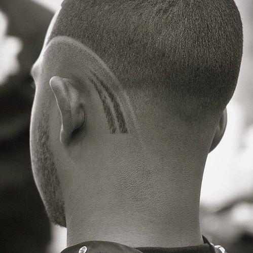 Barbershop - Alex at Sculptures Barber Shop