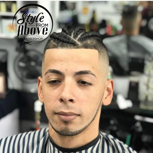 Barbershop - Angelo @ Style from Above