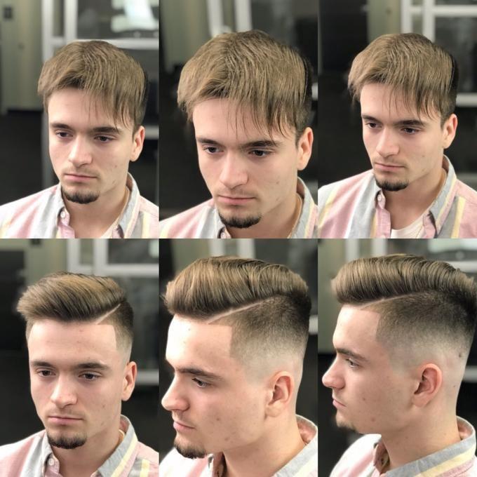 Barbershop, Hair Salon - Henry @ Tribes Barber Studios