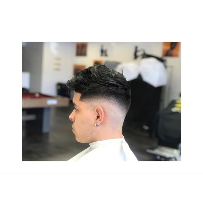 Barbershop - Henry @ Tribes Barber Studios