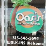 Oasis Barber and Beauty
