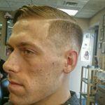 Matt at Goodfellas Barber Studio