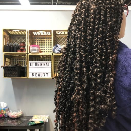 Hair Salon - Ethereal Beauty