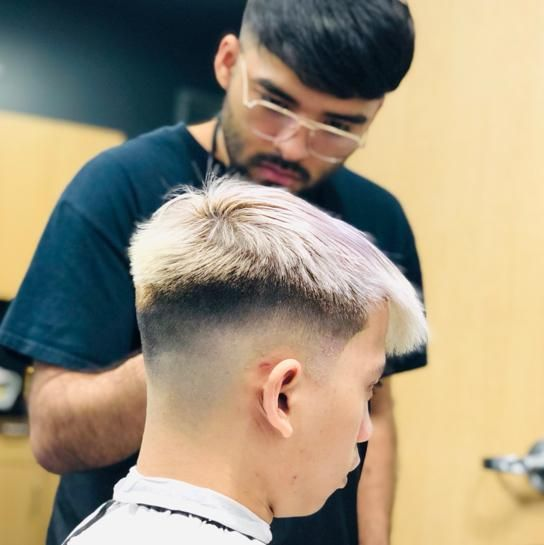Barbershop, Hair Salon - The Gradient Hair Studio