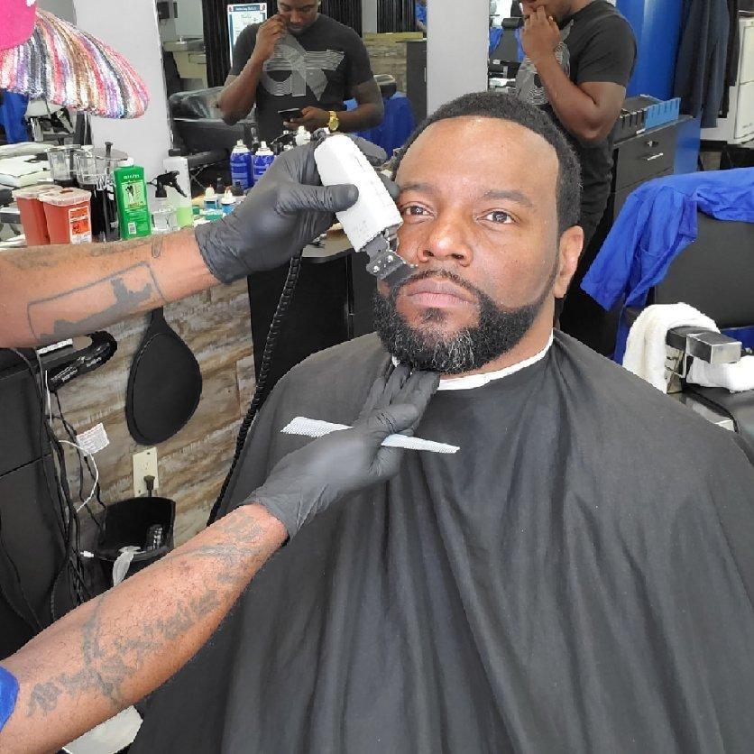 Barbershop - Barber Fred